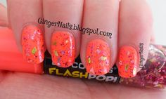L.A. Colors FlashPop! in Mad Duo
