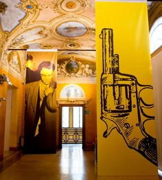 Weegee a Palazzo Magnani