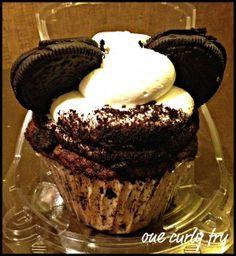Cupcakes from The Boardwalk Bakery [Walt Disney World]