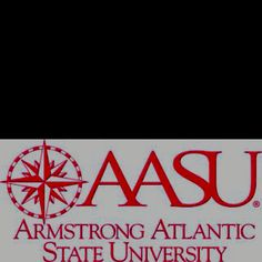 Armstrong Atlantic state university; my first choice.. For now