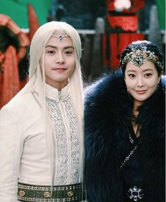 Kim Hee Sun Plays a Hot Mom Princess in Guest Starring Turn in C-drama Ice Fantasy   A Koala's Playground