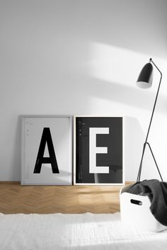 Æ for all our nordic friends! Shop the DIN Berlin posters here http://www.typehype.eu/DIN-Poster.