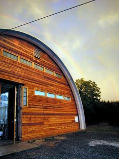 What Are Quonset Hut Style Homes