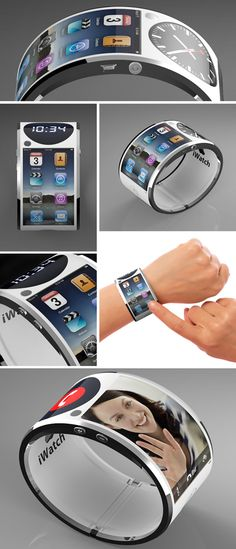iWatch product concept #iwatch #smartwatch #inpiration #UIdesign #UIUX