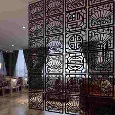 Painel Quadro Mdf Vazado P/parede Divisória Ambiente 1x35cm - R$ 259,87 em Mercado Livre