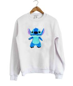 stitch stuff sweatshirt