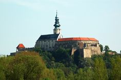 Nitra Castle Czech Republic, Hungary, Castles, Poland, Explore, Mansions, Group, History, House Styles