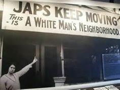 White mans neighborhood