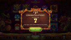 Game Gui, Game Icon, Play Casino Games, Farm Games, Game Ui Design, Ui Inspiration, Mobile Game, Slot Machine, Congratulations