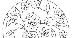 Recull de mandales de primavera amb flors i animalets. Clica per veure uns quants més