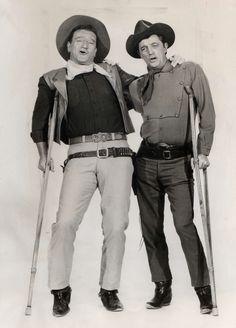 John Wayne and Robert Mitchum. 1967 EL DORADO / Robert Mitchum's character was…