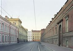 "Thomas Struth , ""ulica Truda"", St. Petersburg, 2005"
