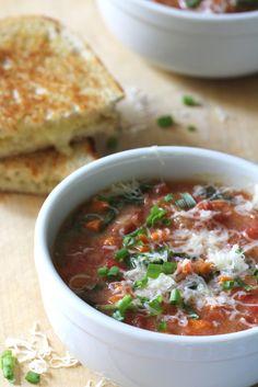 All Year Long Tomato Soup | Ridgely's Radar