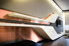 Private Home - Realization by Yovo Bozhinovski, via Behance