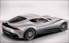 2012 Morgan EvaGT Car 2012