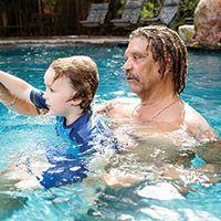 Swim lessons los angeles on pinterest rose bowl aquatic center swim