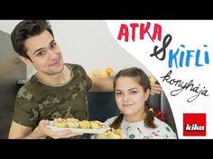 Atka & Kifli konyhája 2. rész - Csecse Attila | Kiika Magyarország - YouTube