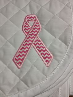 Breast Cancer Awareness Saddle Pad by So Southern Custom Equestrian! so-southern.com
