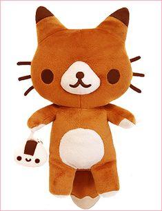 Fox #cute #plush #toy