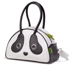 Panda Bag (M), Black & White , M - Morn Creations | YESSTYLE