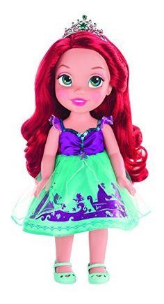 My First Disney Princess Ariel Toddler Doll, http://www.amazon.com/dp/B00IO1HMF8/ref=cm_sw_r_pi_awdm_jHJkub1XRATA4