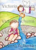 www.santitoschilenos.blogspot.com diseños originales Disney Characters, Fictional Characters, Disney Princess, First Holy Communion, Christening, Drawings, Fantasy Characters, Disney Princesses, Disney Princes