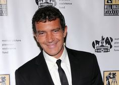 Antonio Banderas Getting Close with Sharon Stone