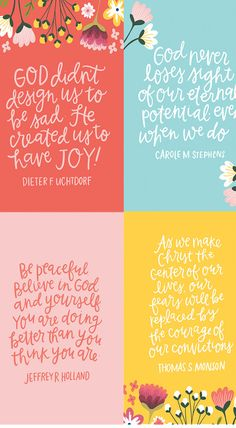 Free General Conference Printables   October 2018   He and I
