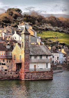 De tout et de rien... — Kingsands, Cornwall, England