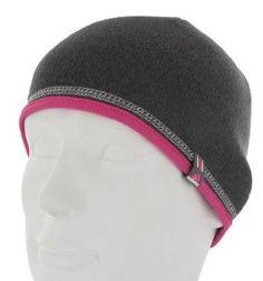 adidas Women's Furbie Beanie Hat, Heathered Grey/White/Intense Pink, One Size adidas. $22.00