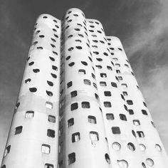 #architecture #tower #tubular