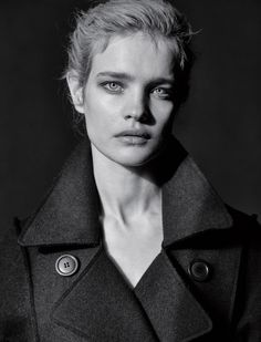 ☆ Natalia Vodianova | Photography by Peter Lindbergh | For Dior Magazine | June 2015 ☆ #Natalia_Vodianova #Peter_Lindbergh #Dior #2015
