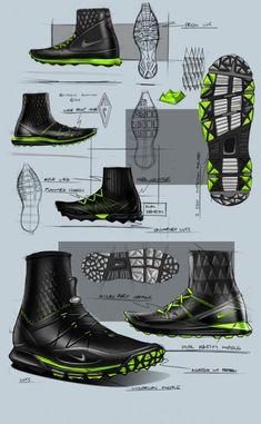 Nike Arktika by Matthew Choto