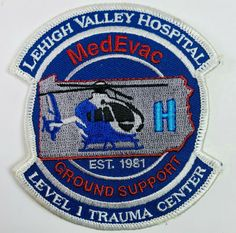 Flight Paramedic, Patches For Sale, Emergency Medicine, Lehigh Valley, Firefighters, Trauma, Ems, Books, Firemen