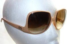 Dolce & Gabbana D Sunglasses DG 6033 Tan Dolce & Gabbana. $179.00