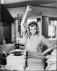 Binge watching Bewitched!