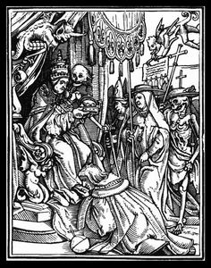 The Hans Holbein Dance of Death