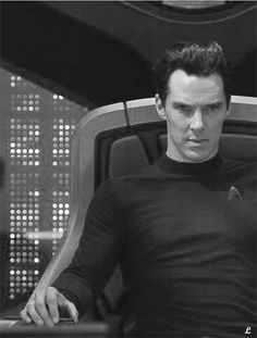 Q: Where do I sign up to be part of Captain Cumberbatch's crew? A:You don't sign up. You come to his ship if convenient. If inconvenient, come anyway. It could be dangerous.