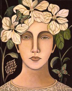 """""""Seed"""" by Sharon Bronzan."""