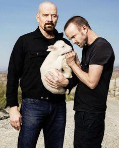 Bryan Cranston, Aaron Paul   Breaking Bad
