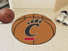 University of Cincinnati Basketball Mat