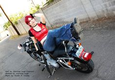 Claire Redfield Cosplay 4: Code Veronica by CLeigh-Cosplay.deviantart.com on @deviantART
