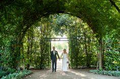 Sandra Matthews Alowyn Gardens Wedding By Tiny Sparrows Photography With Marriage Celebrant Melbourne