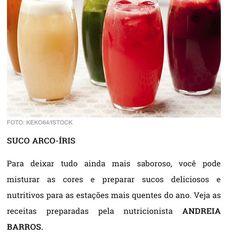 Anda exagerando em festas e eventos de fim de ano? Confira as dicas de sucos da @andreia_barros_nutricionista no portal Daqui Dali. Bom dia e curta uma alimentação saudável. -------------------------------------------#bomdia #saude #sucos #energia #alimentacaosaudavel #top #dicas #Nutriçao #nutricionista #nutrition #health #frutas #riodejaneiro #minasgerais #entrevista #noticia #portal by sbarrosconsultoria