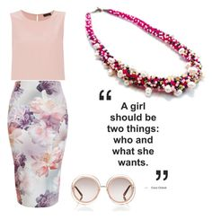 """""""Spring into summer"""" by foam-bubbles on Polyvore featuring Peserico, New Look and Chloé"""
