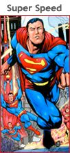 What is your favorite Man of Steel superpower? #Vote now in the Superman fan #poll at comiXology's Superman digital comic shop. #Comics #comiXology #ComicBook #Read  #Superman #Film #Movie #ManOfSteel