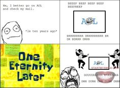 LOL! Check this out AOL