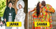 This is what traditional wedding outfits look like around the world