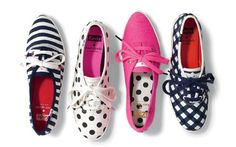 Kate Spade Collection of Shoes for Keds!