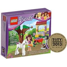 Lego Friends Olivia Newborn Foal Play Set, Assorted